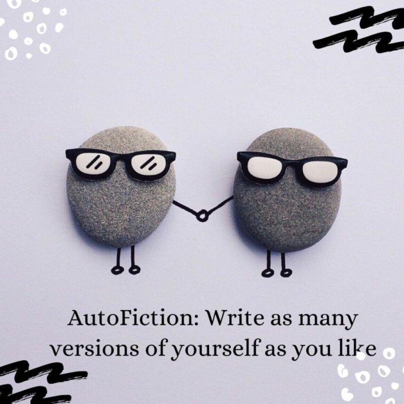 Corso di autofiction online - di Anna di Cagno ed Elena Mearini