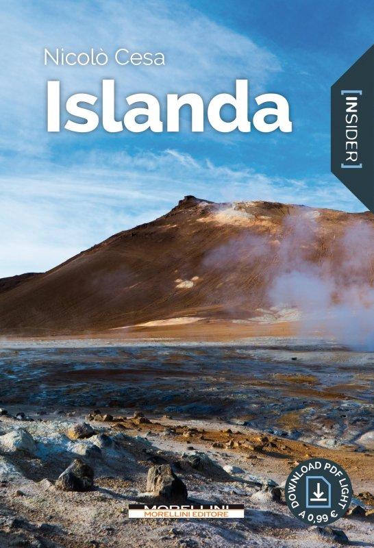 Nel 2017 pubblica per Morellini Editore la guida di viaggio dell'Islanda